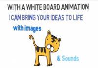 white board animation