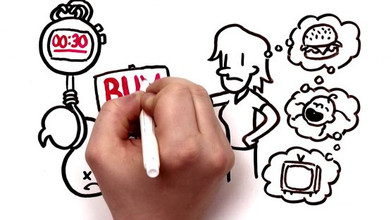 white board animation, video animation